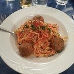 Spaghetti and Meatballs - So delicious!