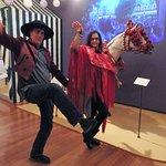 Our Flamenco dancers.