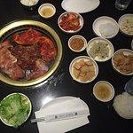 Unlimited. Spicy Beef, Spicy Pork, Seasoned Chicken
