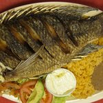 So-So Seafood Bar & Grill Grilled Fish