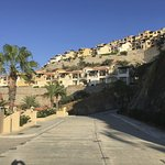 Villas on the hill