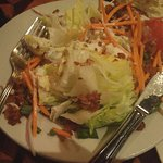 Pappadeaux Wedge Salad