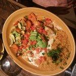 Enchiladas de Shrimp