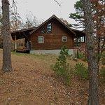 Photo de Bear Mountain Log Cabins