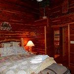 Foto de Bear Mountain Log Cabins