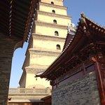 The wonderful Big Goose pagoda