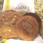 Cookies, The Model Bakery, Oxbow Market, Napa, Ca