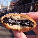 Deep fried oreos!!! So good