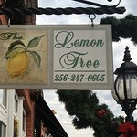 The Lemon Tree Sign