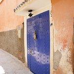N'hésitez pas à pousser la porte du Riad Zara !