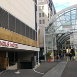 Rendezvous Hotel Christchurch Foto
