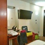 la camera con mega tv