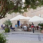 Situated next to the church in Attard