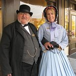 Rupp House docents