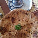 La pizza berbera