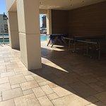 November in Tampa.  Tampa Marriott Waterside and Marina, FL.