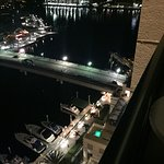 November in Tampa.  Tampa Marriott Waterside and Marina, FL.