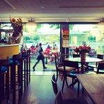 Bernhard Bar Cafeの写真