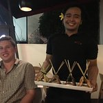 Ade, Nyoman and their team are the most friendly staff. The service is excellent and the food is