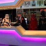 Soirée Star Wars super ambiance