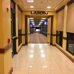 Mardi Gras Casino, View From The Mardi Gras Resort Walkway