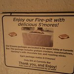 S'mores kit is the perfect idea~