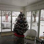 A rare Christmas Snow for North Carolina