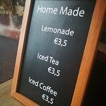 Espresso Bar I Love Coffee Foto