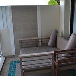R118 balcony