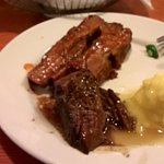 Ribs and Roast Beef