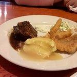 Roast Beef and Chicken