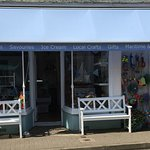 The Diving Gannet, St Monans - great coffee to sit in or takeaway, home-bakes, savoury snacks, g