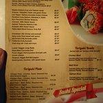 Mid menu