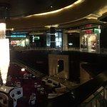 Main bar at entrance to Red Rock Casino