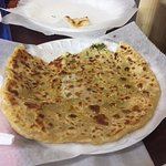 Taste of India San Jon NM --aalu paranthas