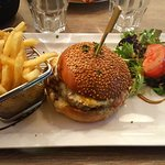 Burger Patio