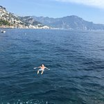 You just have to jump in The Med