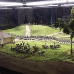Model of a Cavalry Charge