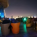 Skyview bar patio