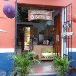Delicious organic coffee from Sierra Neveda de Santa Marta