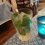 Ginger Beer with Fresh Mint - £2:50