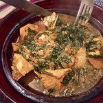 Chicken & Spinach Tajine