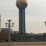 Sunsphere Tower Foto