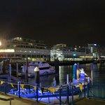 Viaduct Harbour Foto