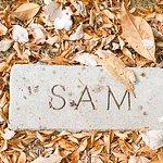 Sam's Burial Marker