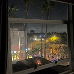 View of WeHo Street Parade from #355