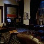 Lounge area near dining room