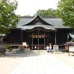 Yohashira Shrine Photo