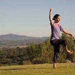 Yoga alle crete di San Giovanni Rapolano