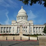 AR state capital building.